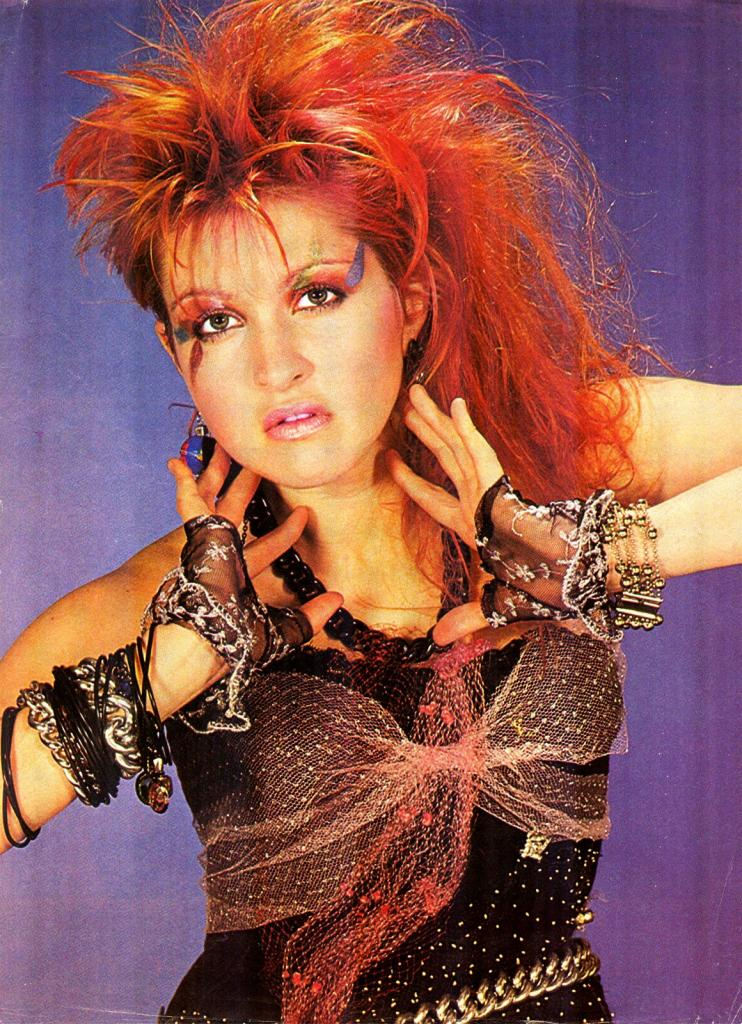 Vintage Friday Today Style Icons Of The 80s